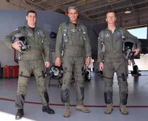 Nomex pilot suits