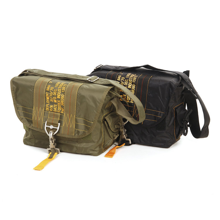 Parachute bag 3 Satchel