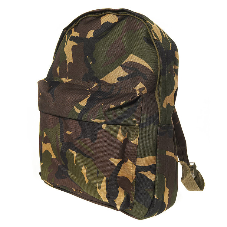 Kids day pack camoflage