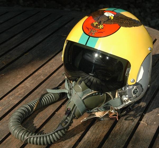Sierra HGU-26/P pilot helmet & MBU-5P oxygen mask brandnew