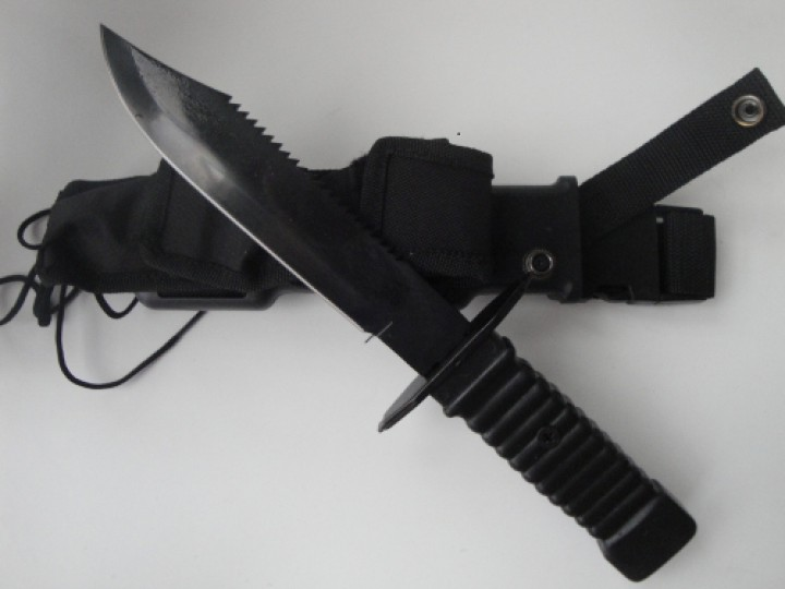 Special Force survival knife