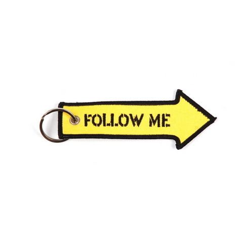 Keyring Follow Me