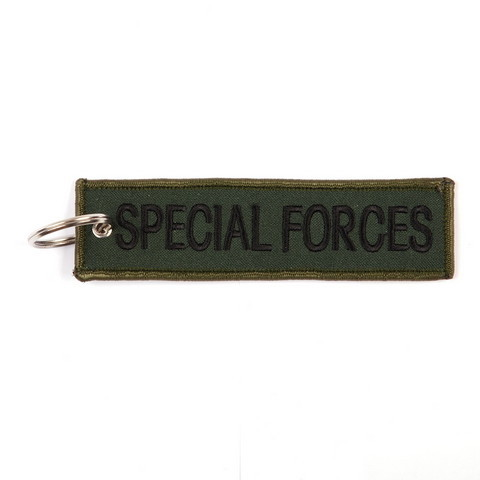 Keyring Special Forces green