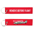 Remove-before-flight-DC-3-Dakota