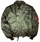 Alpha-CWU-45-flight-jacket-green-color-men