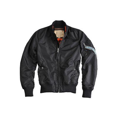 Alpha MA1 TT flight jacket (03 black) - women -