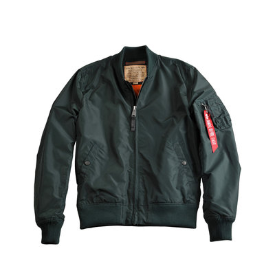 Alpha MA-1 TT flight jack (dark green) - men-