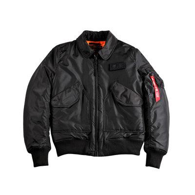 Alpha Industries CWU VF TT flight jack (black) - men