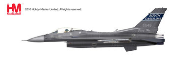 HobbyMaster Diecast F-16C Fighting Falcon 93-0545 157 FS South Carolina ANG Air Power Series