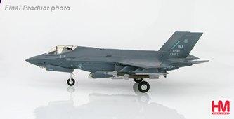 HobbyMaster Diecast Lockheed F-35A Lightning II 12-5053 WA 57th WG 16th WPS FS USAF Air Power Series