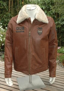 leather PME Legend bomber jack (medium size) new