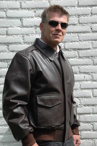 leather USAF A-2 flight jacket - the Aviation Store.net