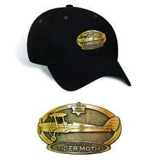 Luxury cap's with metal emblem