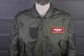 Nomex CWU flight jackets