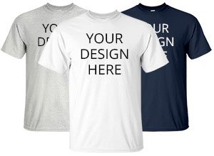 Personalized quality T Shirts