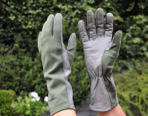 Pilot gloves Nomex