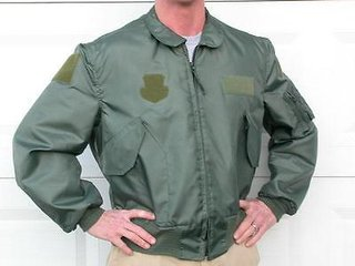Nomex flight jackets