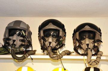 Flight helmets