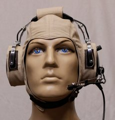 Headsets flying helmet