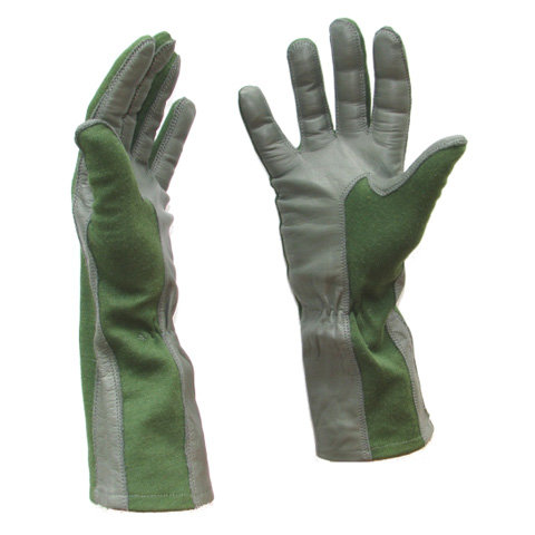 Nomex-pilot-gloves