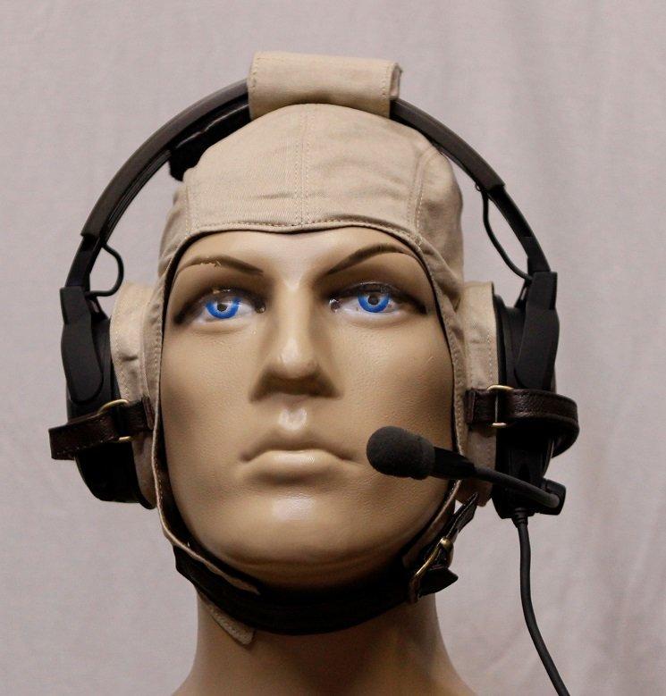 Headsets-flying-helmet