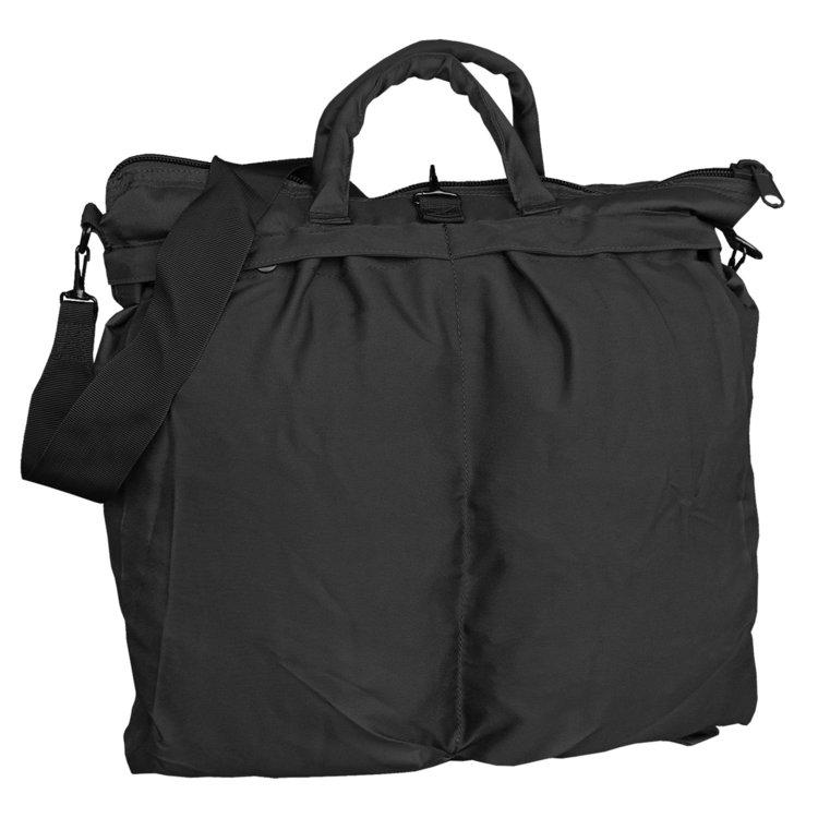 US MA1 Pilot Helmet bag color black (quality bag) MIL-TEC