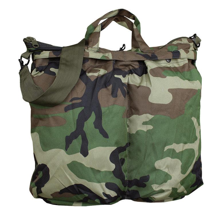US MA1 Pilot helmet bag camo color (quality bag)