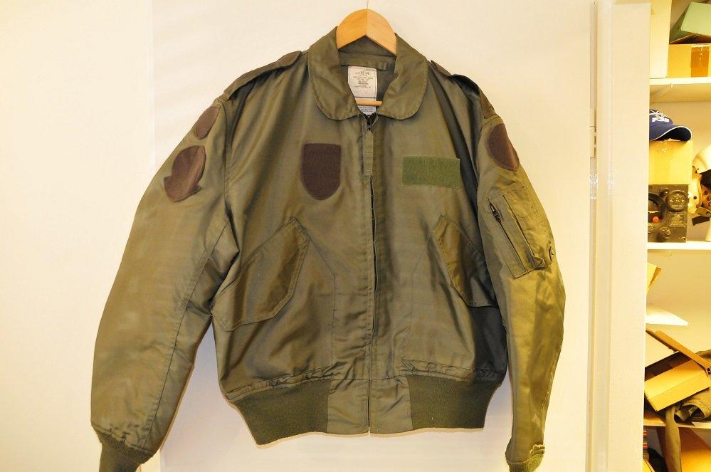 Nomex CWU-36/P flight jacket L 42-44