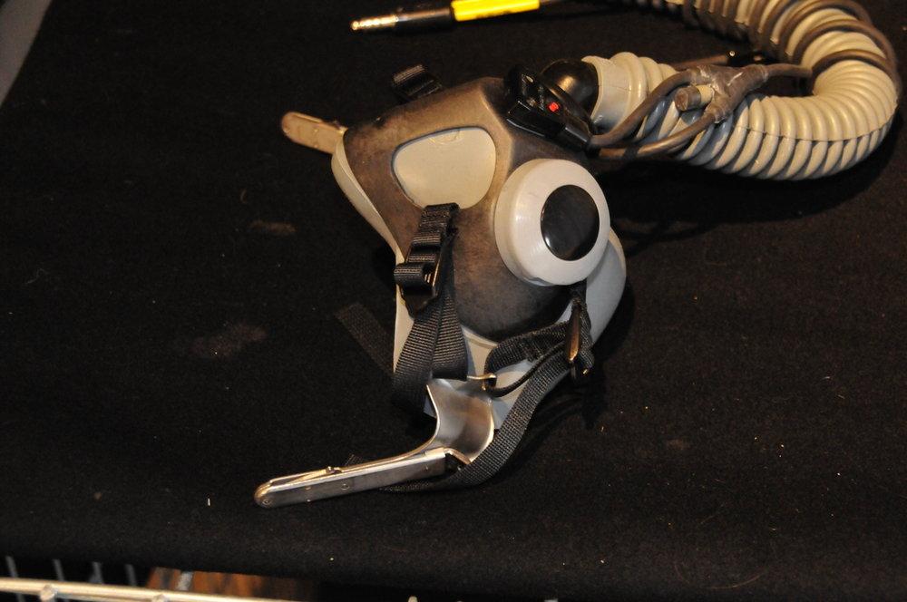 Gentex MBU-20/P Oxygen mask size Medium Narrow