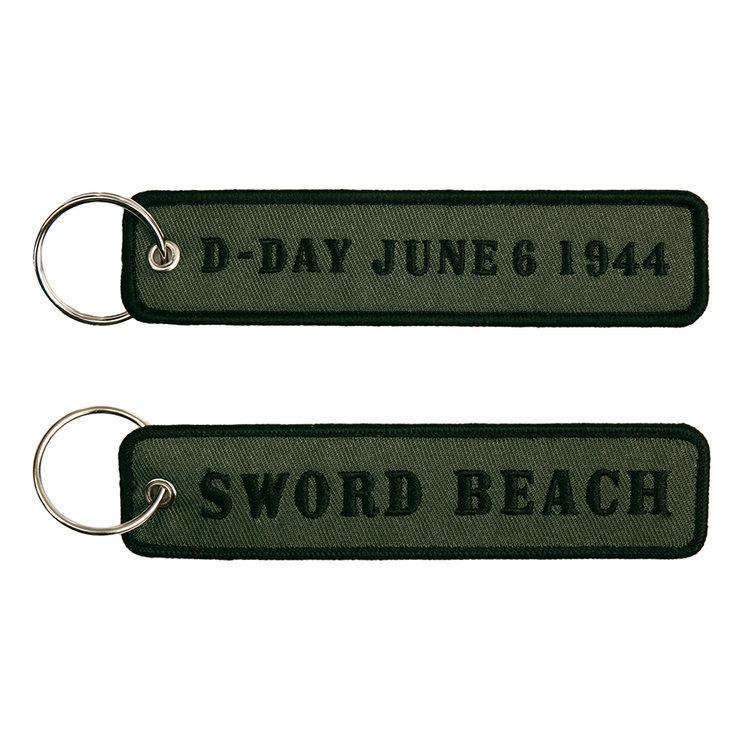 keyring keychain D-Day June 1944 Sword Beach