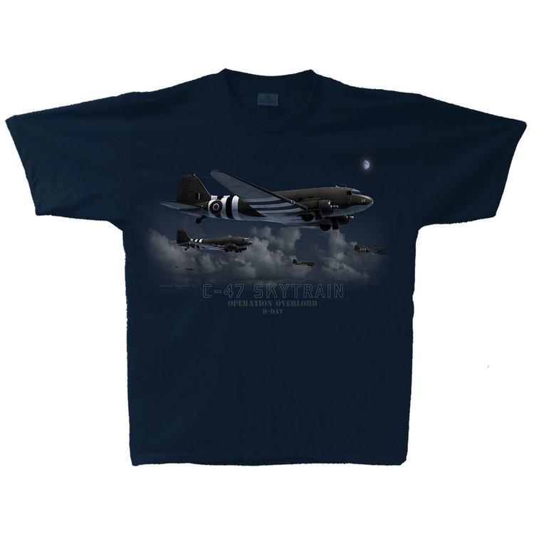 C-47 Dakota T-Shirt t shirt Skywear line