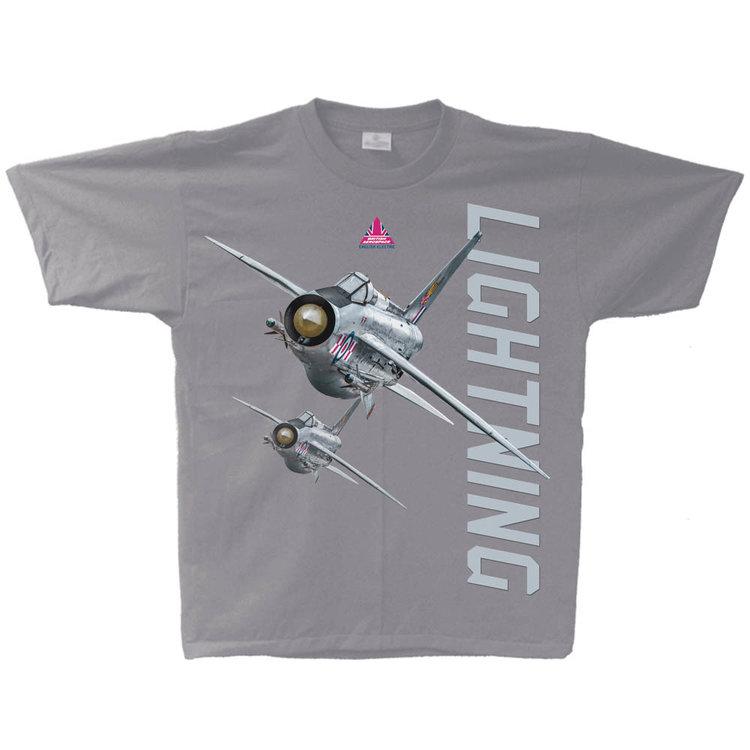 English Electric Lightning T-Shirt quality t shirt RAF