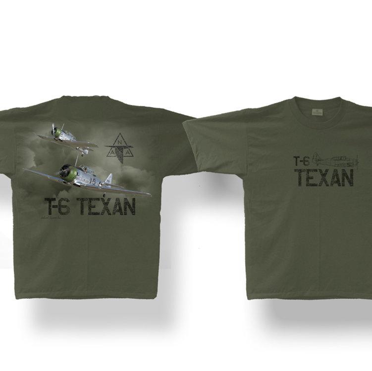 AT-6 Texan T-Shirt