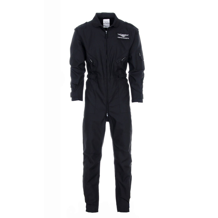 Fostex pilot suit black