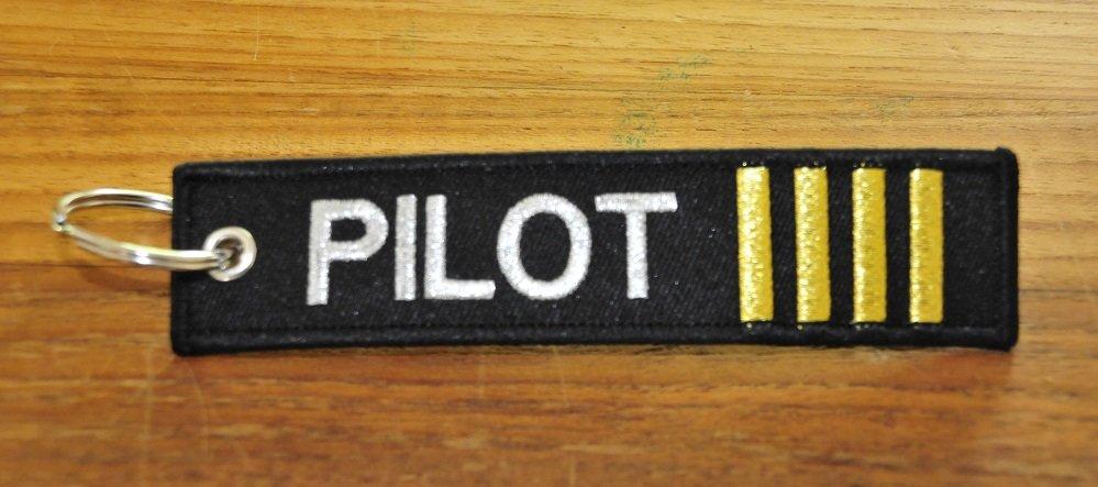 PILOT IIII keychain keyring