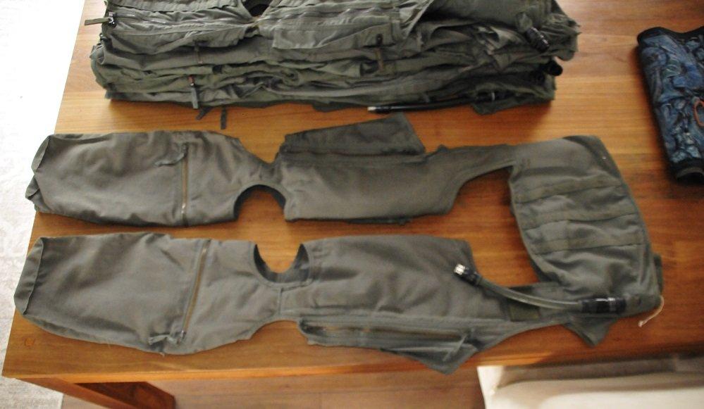 Anti-G suit Anti-G Garment size Large Luftwaffe