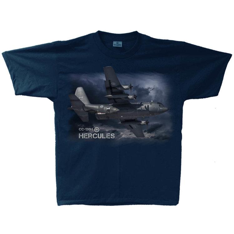 C-130 Hercules T-Shirt Skywear Line C-130 Hercules shirt