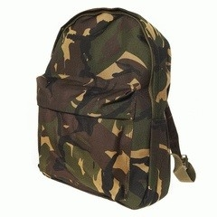 Child military rucksack