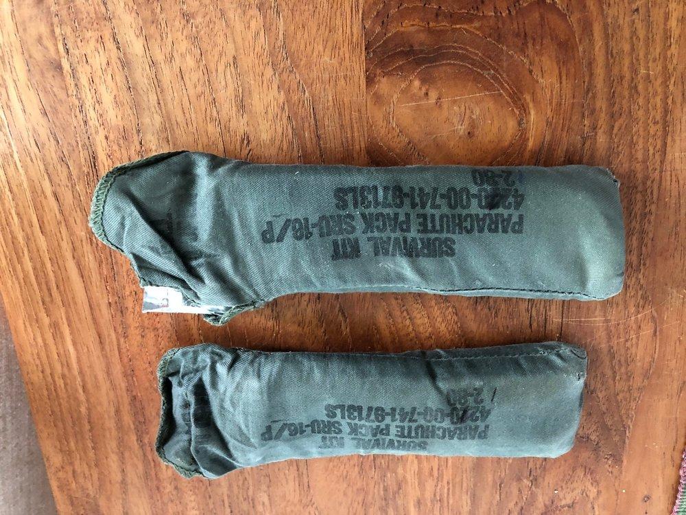 Survival Kit Parachute Pack SRU-16/P