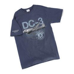 Boeing DC-3 Dakota T Shirt Boeing Heritage Collection