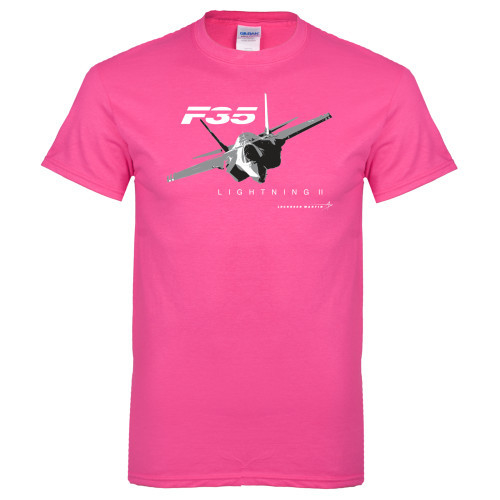 Lockheed F-35 Lightning II Pink color