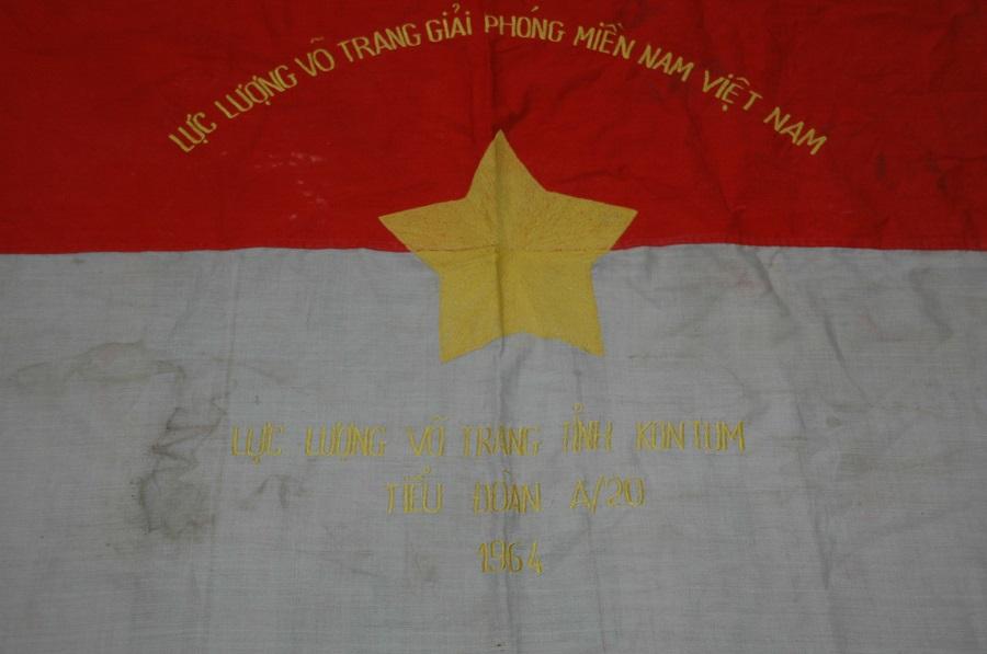 Viet cong flag 1964 Vietnam