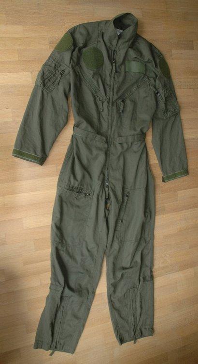 Pilot suit KLu original size 50/172