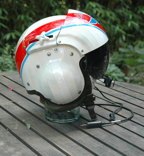 SPH-3B US Coast Guard helicopter flight helmet Gentex