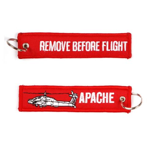 AH-64 Apache keyring