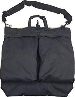 US Flyer Helmet bag color black