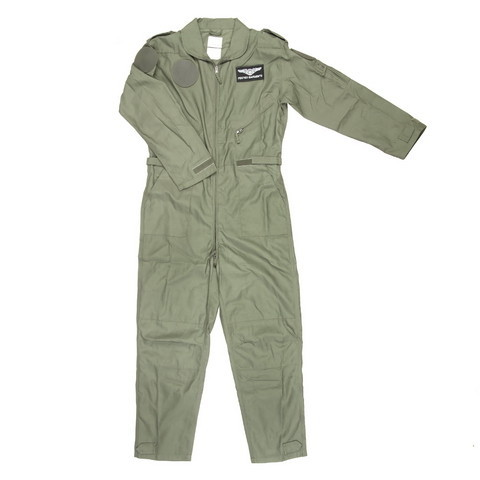Pilot overall