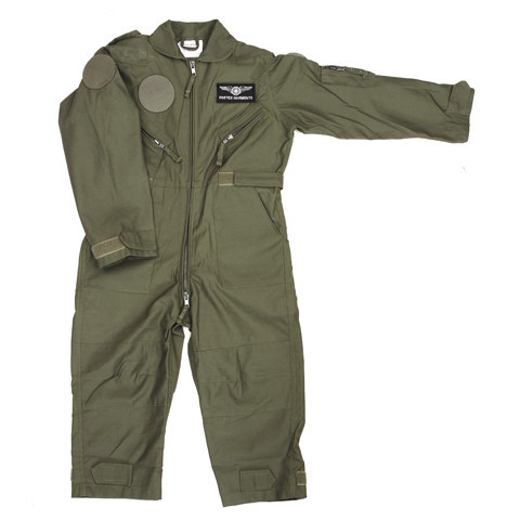 Child pilot overall