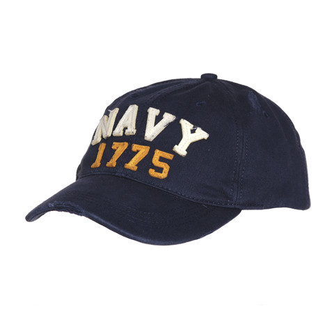 Navy 1775  stone washed