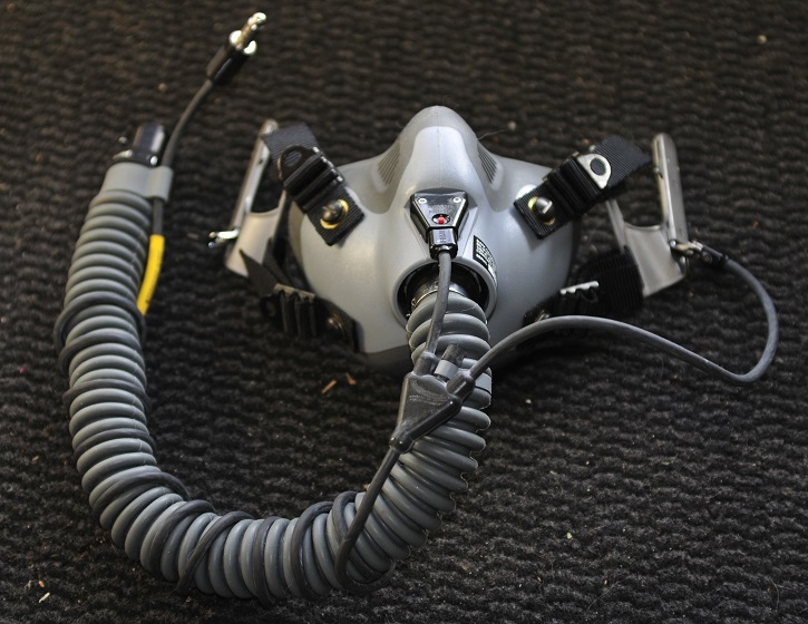 Gentex MBU-12/P Oxygen mask New size Short